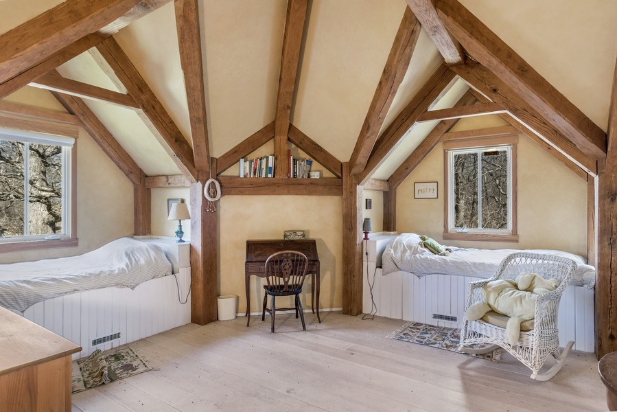 Real Estate Photography - 9513 Reese Road, Harvard, IL, 60033 - 2nd Bedroom