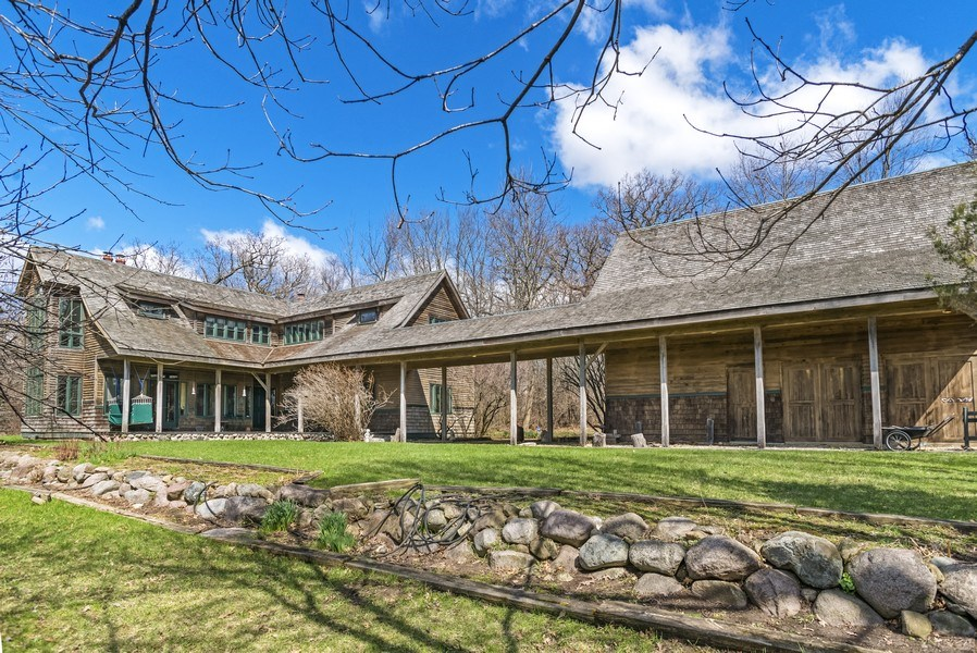 Real Estate Photography - 9513 Reese Road, Harvard, IL, 60033 - Front View