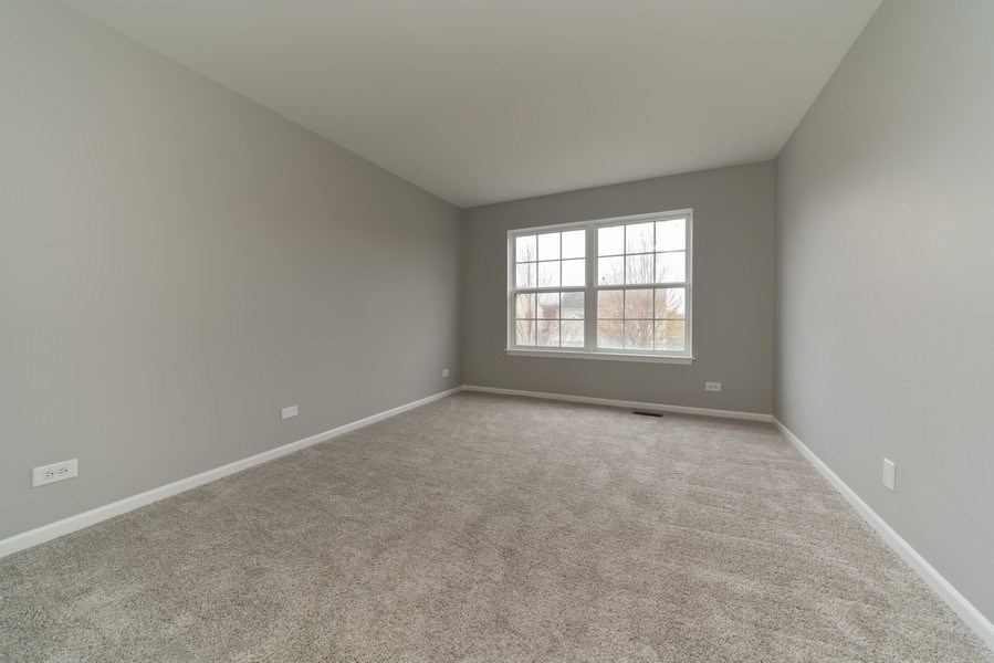 Real Estate Photography - 1732 Ellington Drive, Aurora, IL, 60503 - 2nd Bedroom