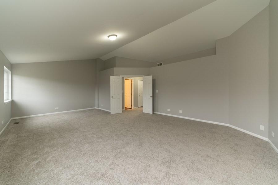 Real Estate Photography - 1732 Ellington Drive, Aurora, IL, 60503 - Master Bedroom