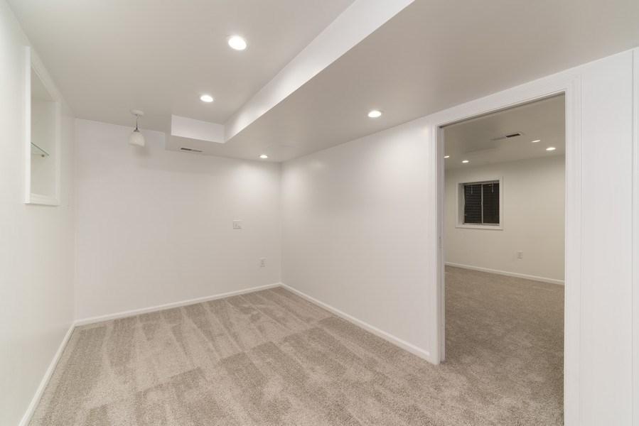 Real Estate Photography - 1732 Ellington Drive, Aurora, IL, 60503 - Basement