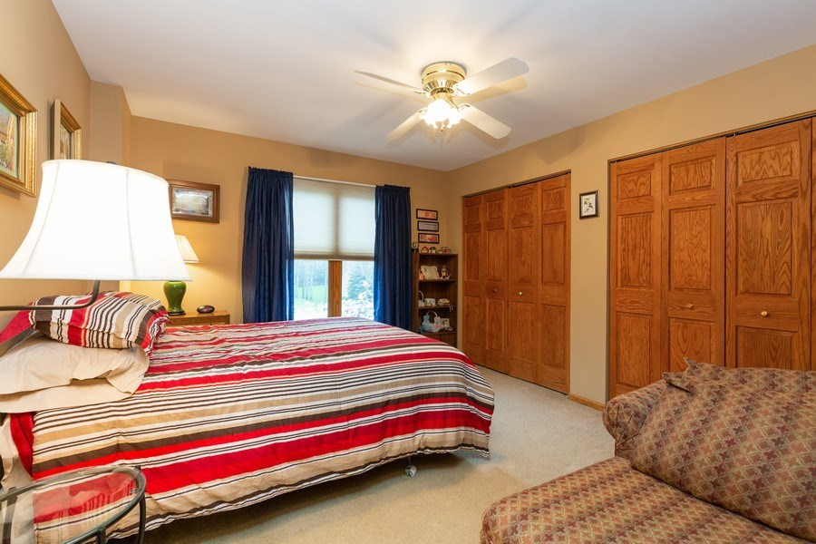Real Estate Photography - 5 Cardiff Court, Algonquin, IL, 60102 - 2nd Bedroom