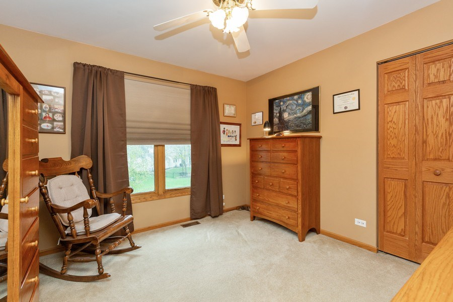 Real Estate Photography - 5 Cardiff Court, Algonquin, IL, 60102 - 4th Bedroom