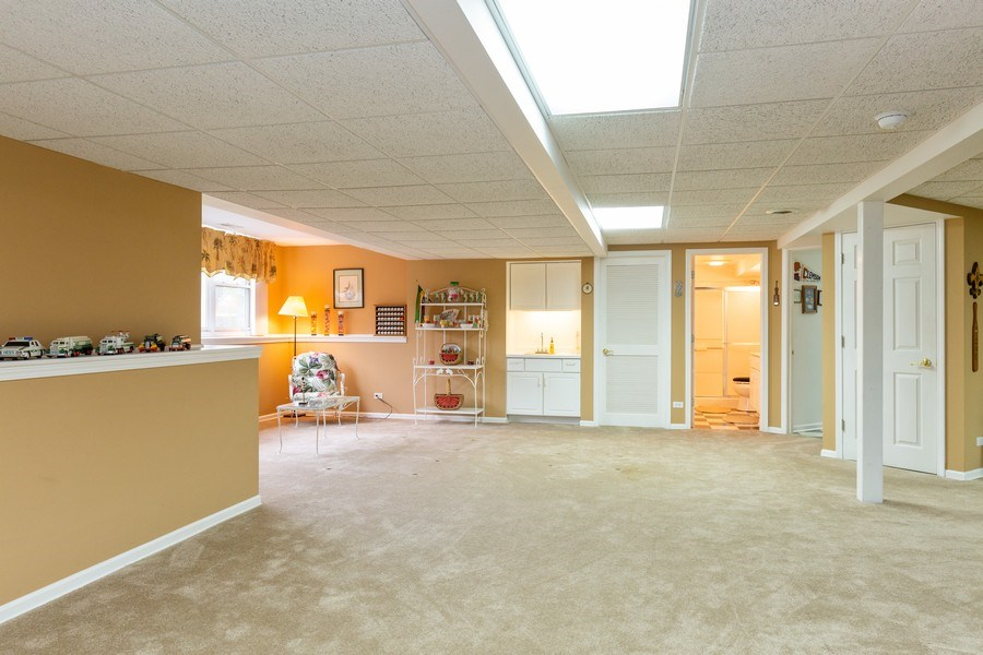 Real Estate Photography - 5 Cardiff Court, Algonquin, IL, 60102 - Lower Level