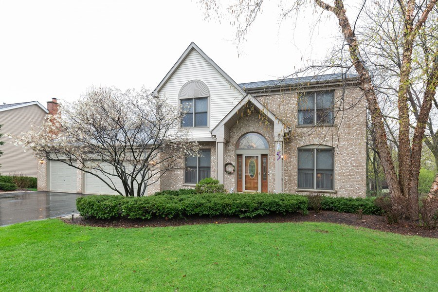 Real Estate Photography - 5 Cardiff Court, Algonquin, IL, 60102 - Front View