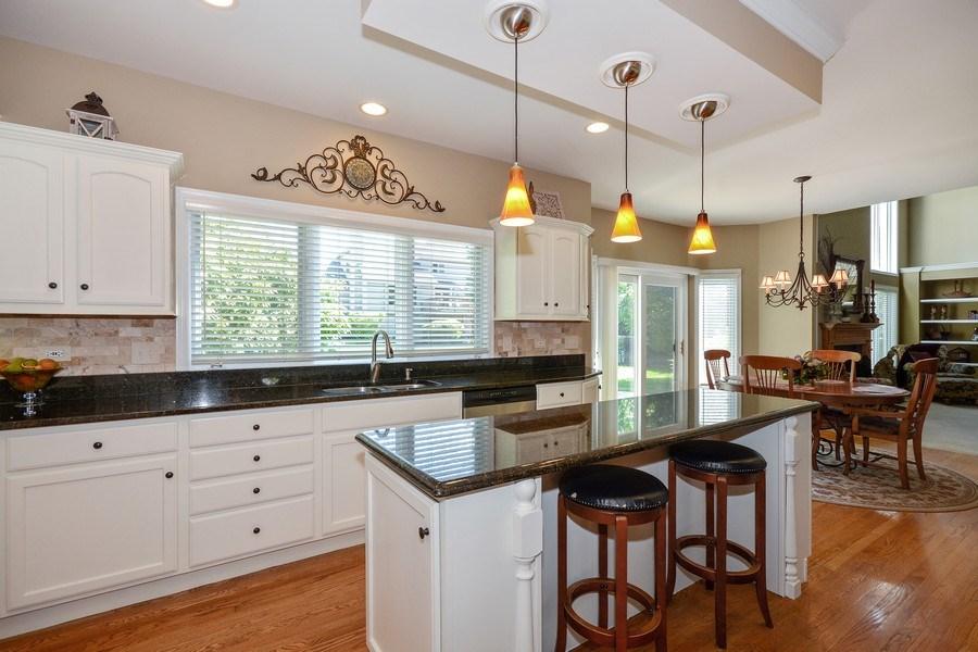 Real Estate Photography - 608 Pottawatomie Trail, Batavia, IL, 60510 - Kitchen
