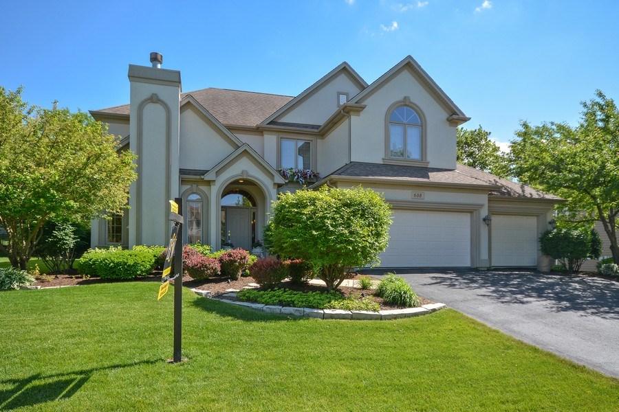 Real Estate Photography - 608 Pottawatomie Trail, Batavia, IL, 60510 - Front View