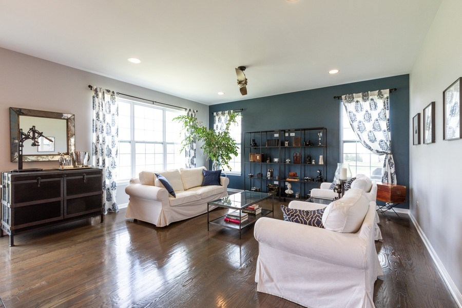 Real Estate Photography - 232 Frances Dr, Grayslake, IL, 60030 - Living Room