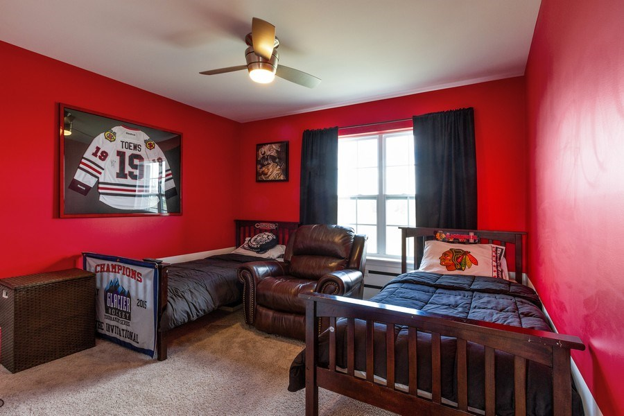 Real Estate Photography - 232 Frances Dr, Grayslake, IL, 60030 - 2nd Bedroom
