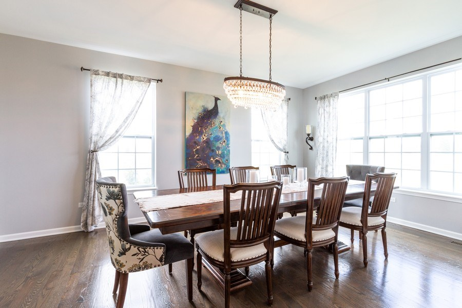 Real Estate Photography - 232 Frances Dr, Grayslake, IL, 60030 - Dining Room