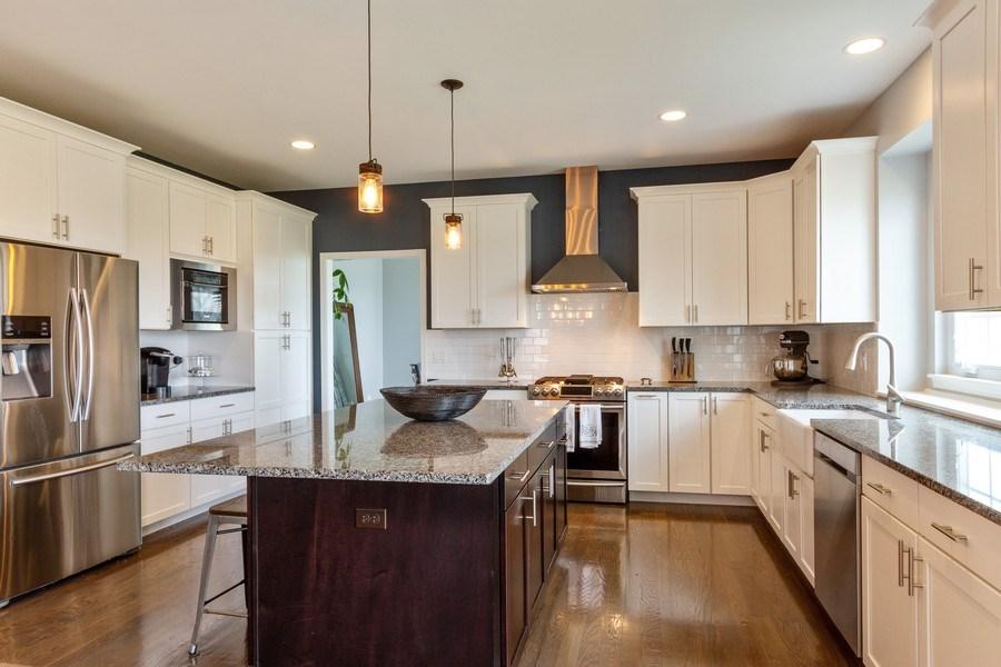 Real Estate Photography - 232 Frances Dr, Grayslake, IL, 60030 - Kitchen