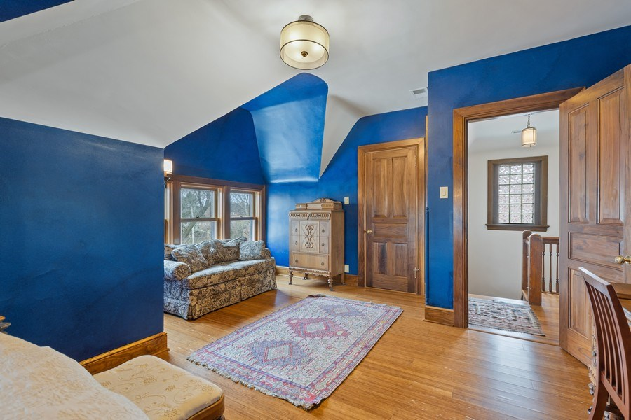 Real Estate Photography - 4950 S. WOODLAWN Avenue, Chicago, IL, 60615 - 4th Bedroom