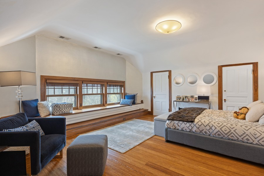Real Estate Photography - 4950 S. WOODLAWN Avenue, Chicago, IL, 60615 - 5th Bedroom