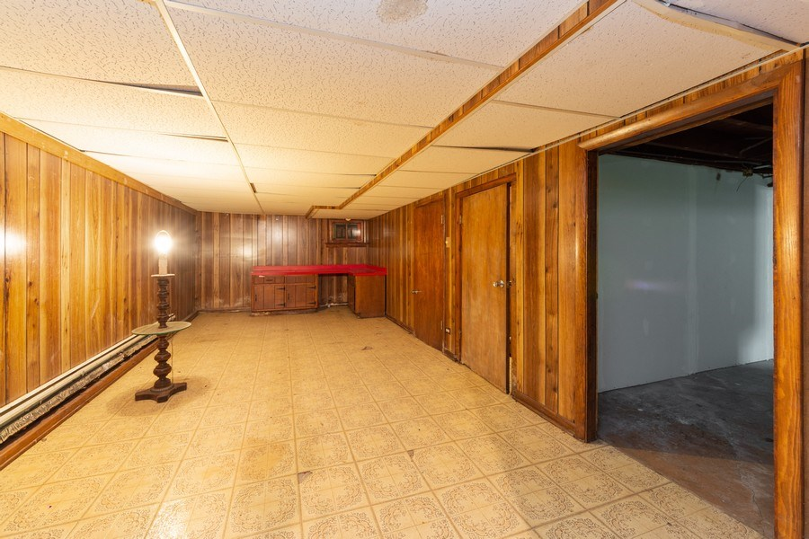 Real Estate Photography - 837 N. Pine Avenue, Arlington Heights, IL, 60004 - Basement