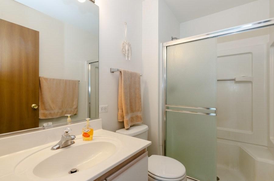 Real Estate Photography - 1139 SAWMILL Lane, Algonquin, IL, 60102 - Master Bathroom