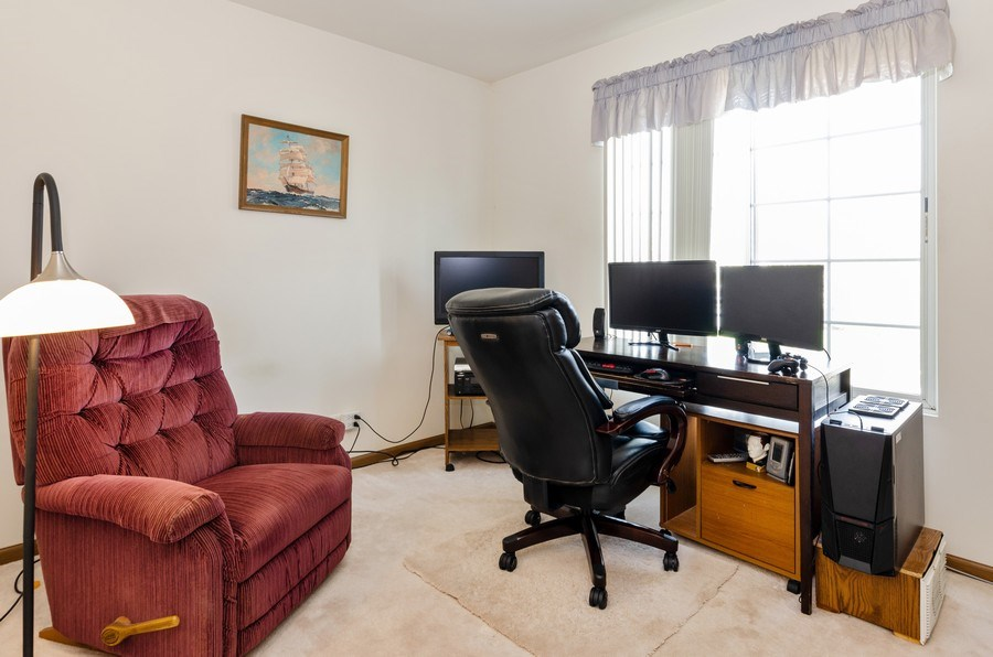 Real Estate Photography - 1139 SAWMILL Lane, Algonquin, IL, 60102 - 3rd Bedroom