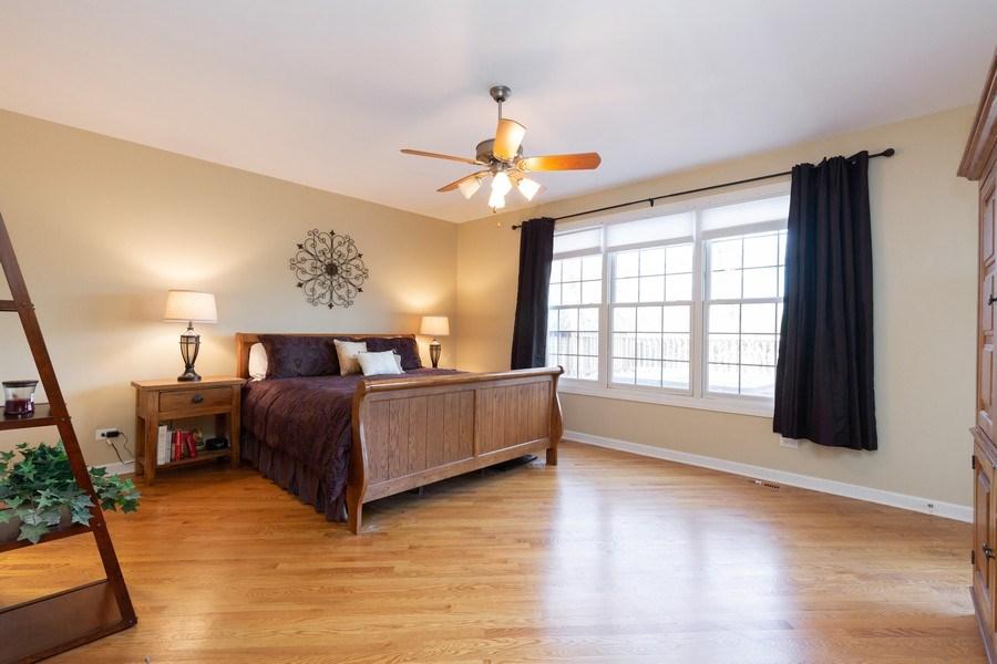 Real Estate Photography - 6208 BRIGHTON Lane, Lakewood, IL, 60014 - Master Bedroom