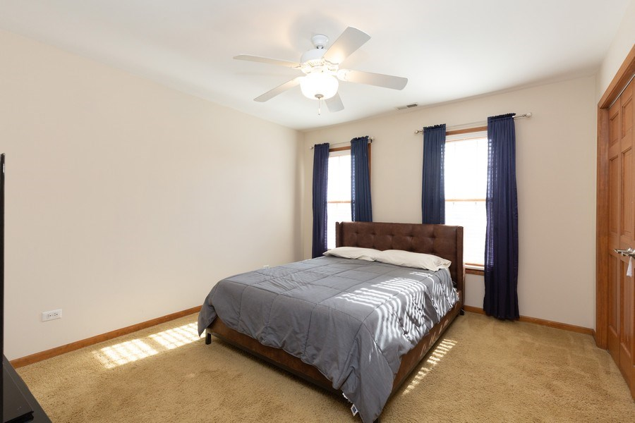 Real Estate Photography - 6208 BRIGHTON Lane, Lakewood, IL, 60014 - 2nd Bedroom