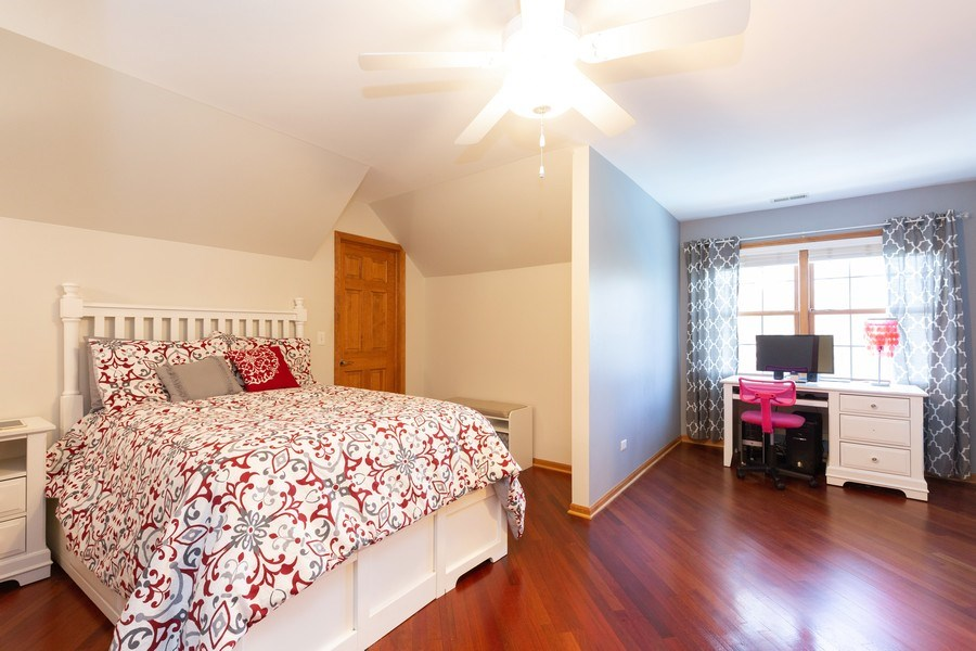 Real Estate Photography - 6208 BRIGHTON Lane, Lakewood, IL, 60014 - 3rd Bedroom