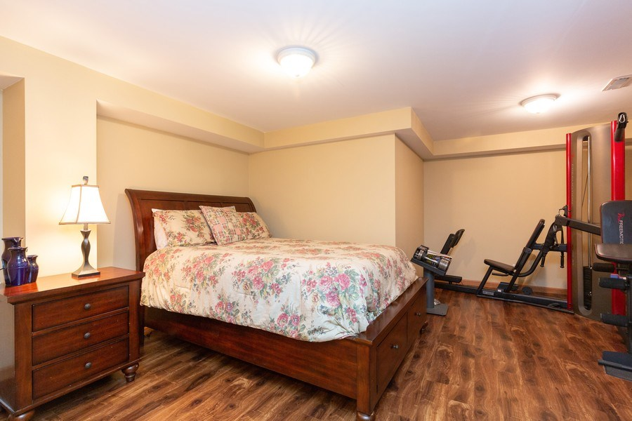 Real Estate Photography - 6208 BRIGHTON Lane, Lakewood, IL, 60014 - 5th Bedroom
