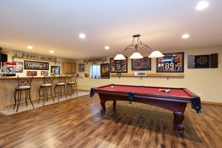Real Estate Photography - 6208 BRIGHTON Lane, Lakewood, IL, 60014 - Lower Level