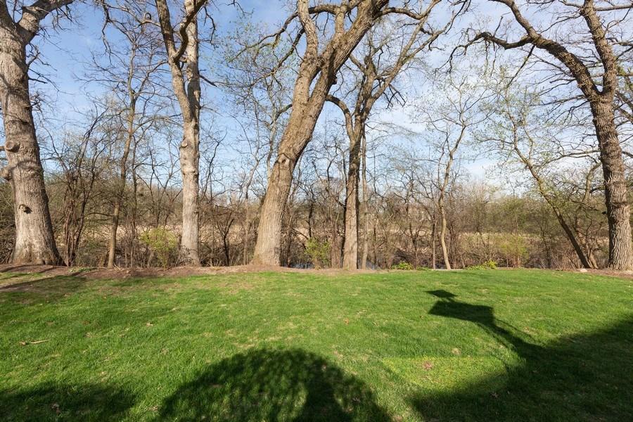 Real Estate Photography - 6208 BRIGHTON Lane, Lakewood, IL, 60014 - Back Yard