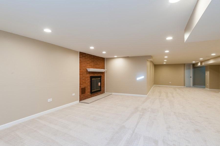 Real Estate Photography - 39351 N. Carol Lane, Beach Park, IL, 60099 - Recreational Room