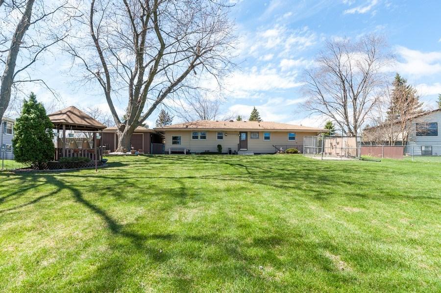 Real Estate Photography - 39351 N. Carol Lane, Beach Park, IL, 60099 - Rear View