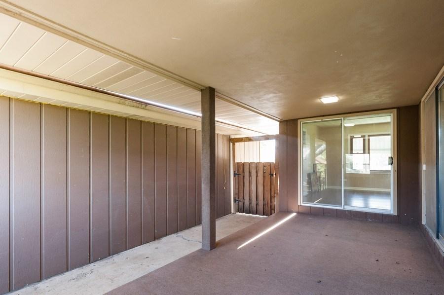 Real Estate Photography - 39351 N. Carol Lane, Beach Park, IL, 60099 - Porch