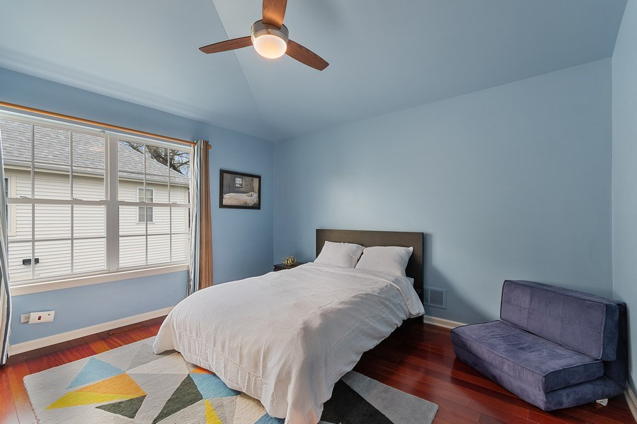 Real Estate Photography - 1619 William Penn Drive, Naperville, IL, 60563 - 3rd Bedroom