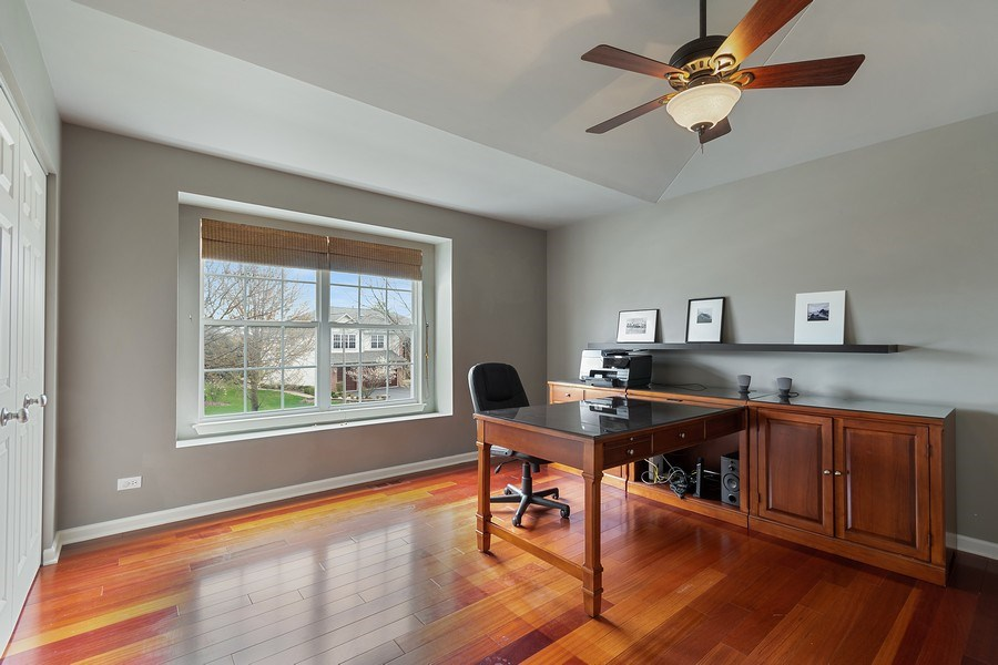 Real Estate Photography - 1619 William Penn Drive, Naperville, IL, 60563 - 4th Bedroom