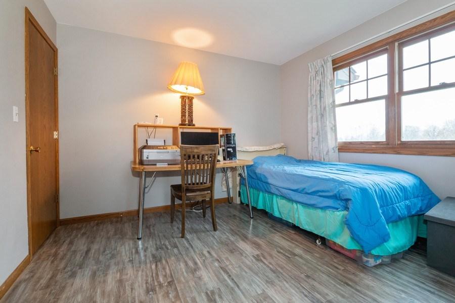 Real Estate Photography - 5201 Irish Lane, Harvard, IL, 60033 - 2nd Bedroom