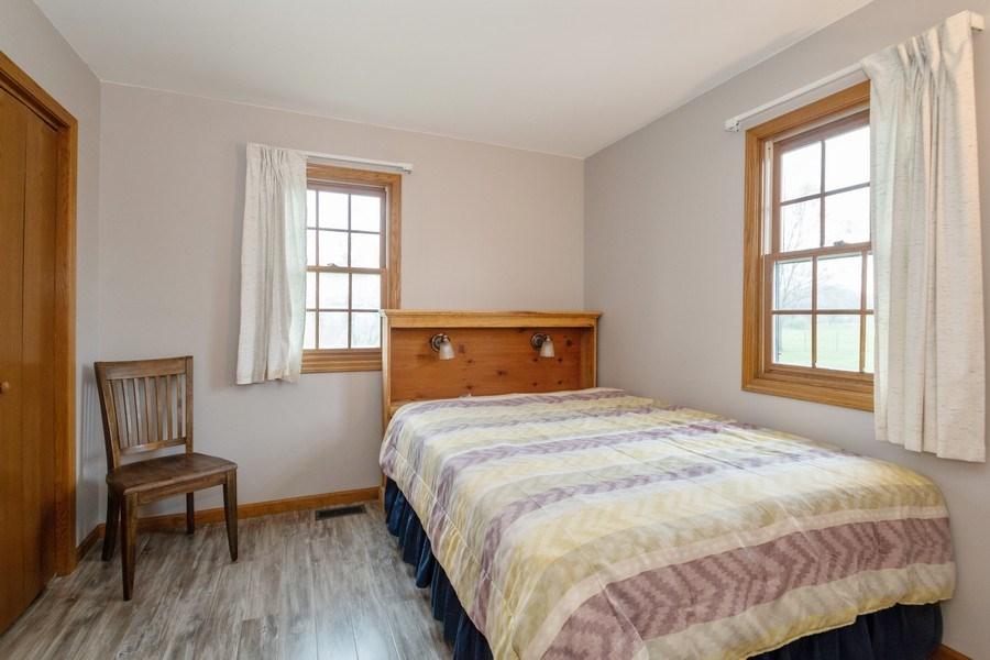 Real Estate Photography - 5201 Irish Lane, Harvard, IL, 60033 - 3rd Bedroom