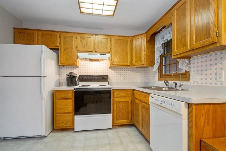Real Estate Photography - 5201 Irish Lane, Harvard, IL, 60033 - Kitchen