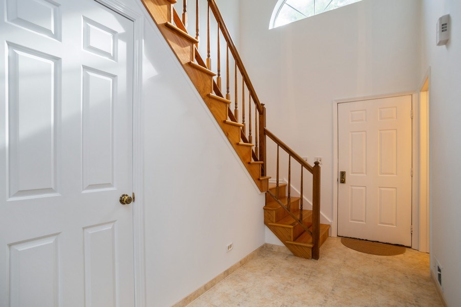 Real Estate Photography - 1713 W. Portsmith Lane, Arlington Heights, IL, 60004 - Foyer
