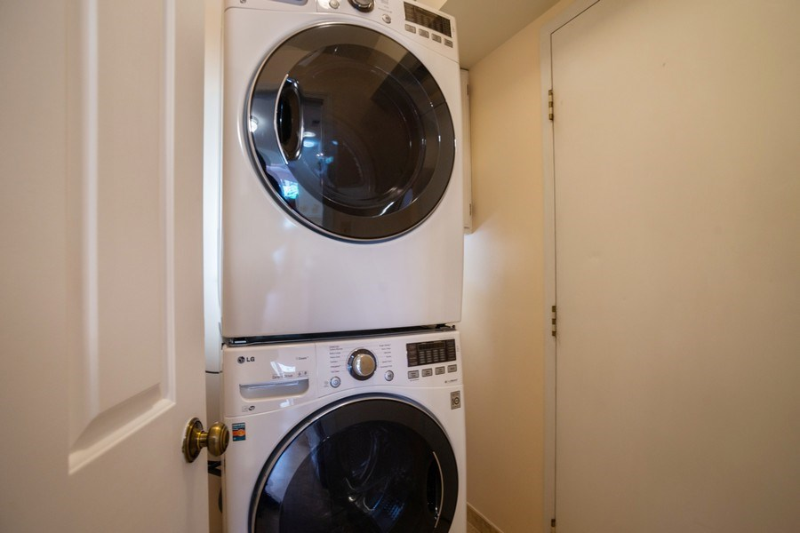 Real Estate Photography - 1713 W. Portsmith Lane, Arlington Heights, IL, 60004 - Laundry Room