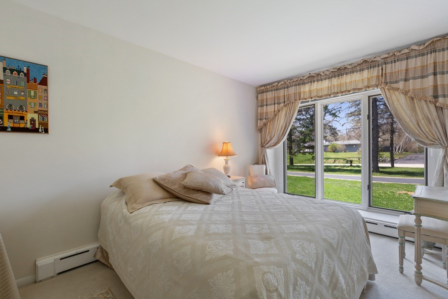 Real Estate Photography - 53 W. Lake Shore Drive, Barrington, IL, 60010 - 2nd Bedroom