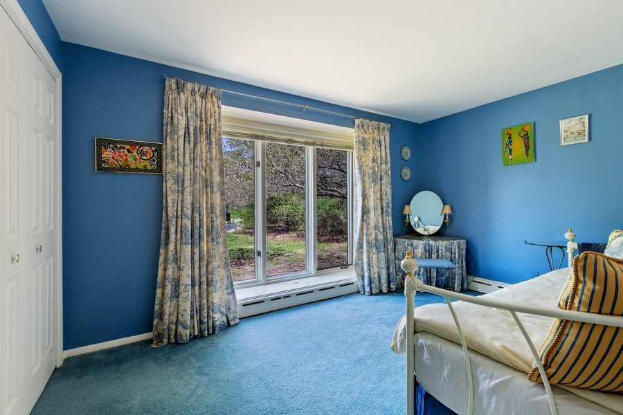 Real Estate Photography - 53 W. Lake Shore Drive, Barrington, IL, 60010 - 3rd Bedroom