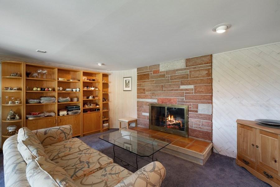 Real Estate Photography - 53 W. Lake Shore Drive, Barrington, IL, 60010 - Family Room