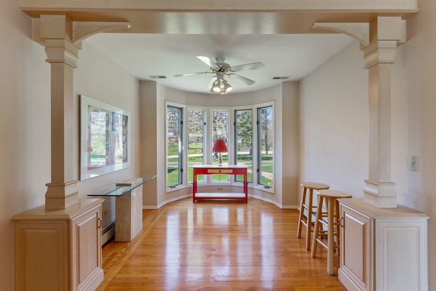 Real Estate Photography - 53 W. Lake Shore Drive, Barrington, IL, 60010 - Breakfast Area