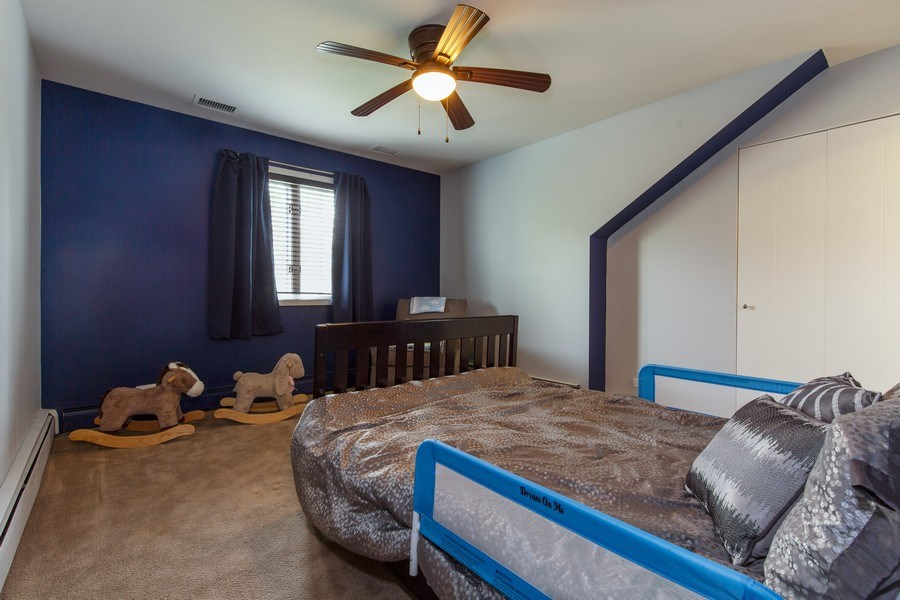 Real Estate Photography - 5644 N. Natoma Avenue, Chicago, IL, 60631 - 5th bedroom