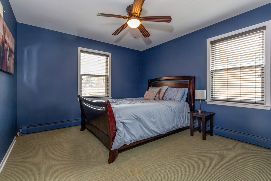 Real Estate Photography - 5644 N. Natoma Avenue, Chicago, IL, 60631 - 3rd bedroom