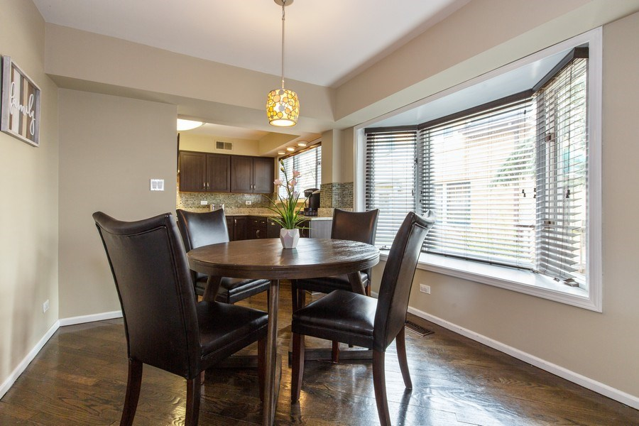 Real Estate Photography - 5644 N. Natoma Avenue, Chicago, IL, 60631 - Breakfast Area