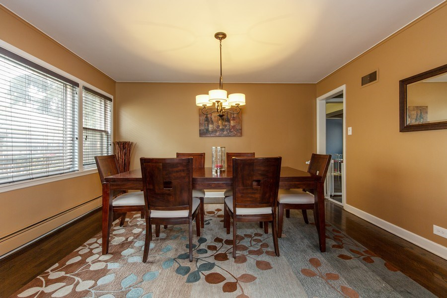 Real Estate Photography - 5644 N. Natoma Avenue, Chicago, IL, 60631 - Dining Room