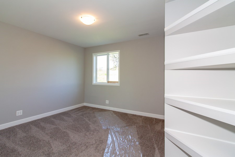 Real Estate Photography - 2860 Conifer Court, Aurora, IL, 60502 - 2nd Bedroom