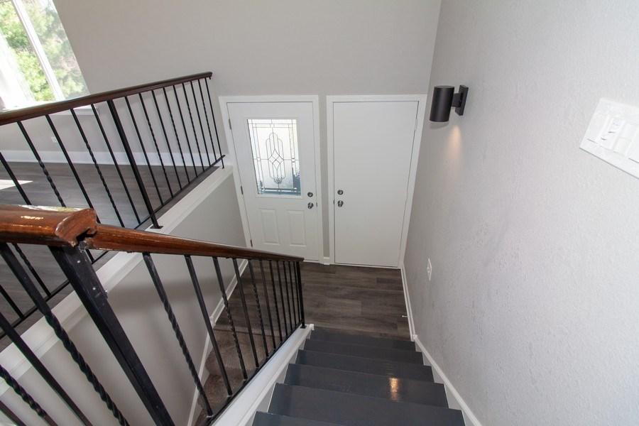 Real Estate Photography - 2860 Conifer Court, Aurora, IL, 60502 - Foyer