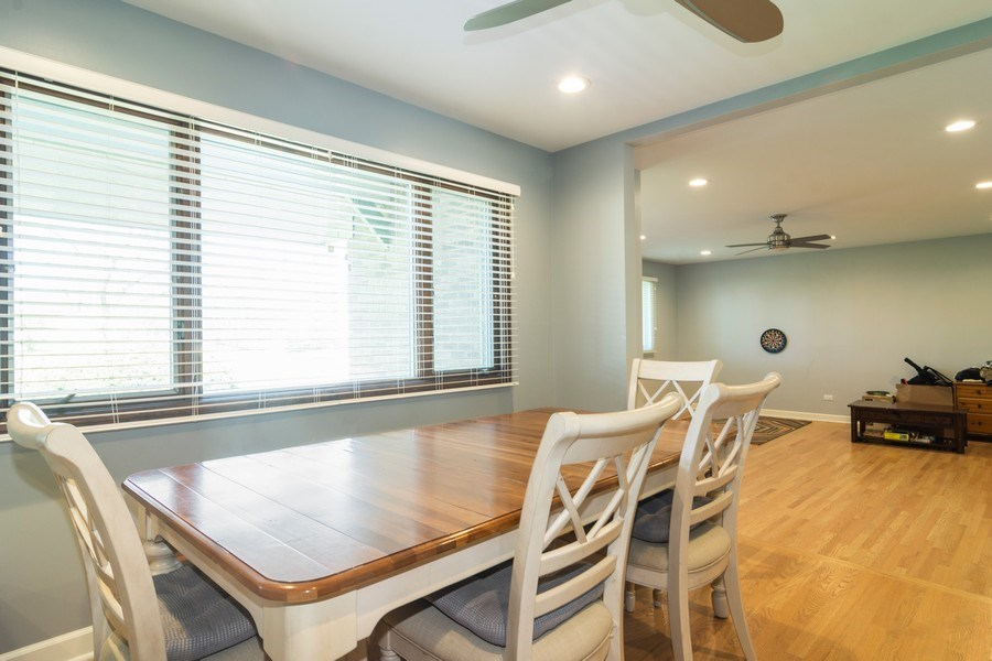 Real Estate Photography - 271 W. Michigan Avenue, Palatine, IL, 60067 - Dining Room