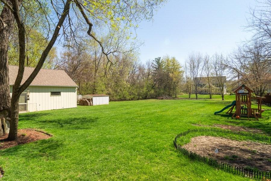 Real Estate Photography - 271 W. Michigan Avenue, Palatine, IL, 60067 - Back Yard