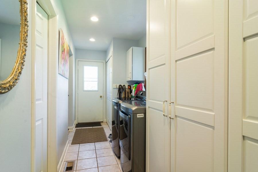 Real Estate Photography - 271 W. Michigan Avenue, Palatine, IL, 60067 - Laundry Room
