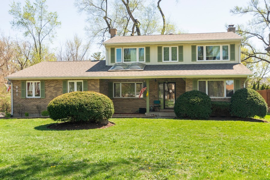 Real Estate Photography - 271 W. Michigan Avenue, Palatine, IL, 60067 - Front View